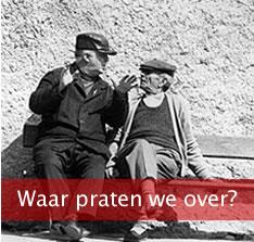 Waar praten we over - Utrecht in Dialoog