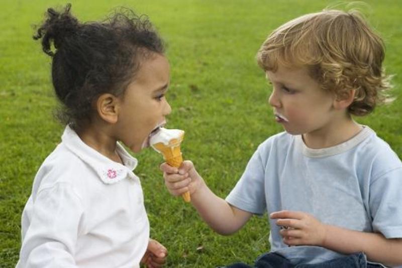 delen-ijsje