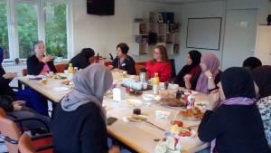 Ontbijtdialoog BuurtThuis