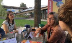zomerse ontmoetingen Utrecht in dialoog